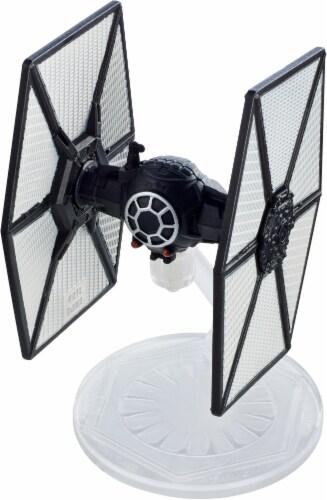 Hot Wheels Star Wars Episode 8 Starship Perspective: left