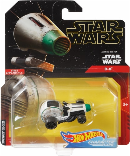 Hot Wheels Star Wars Star Destroyer Carship Perspective: left