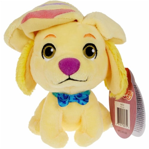 Nickelodeon Fisher-Price Sunny Day, Doodle Plush Perspective: left
