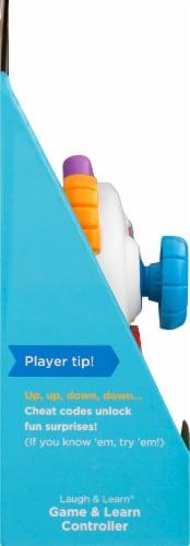 Fisher-Price® Laugh & Learn Game & Learn Controller Perspective: left
