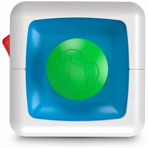 Fisher-Price My First Fidget Cube Perspective: left