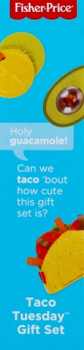 Fisher-Price® Taco Tuesday Gift Set Perspective: left