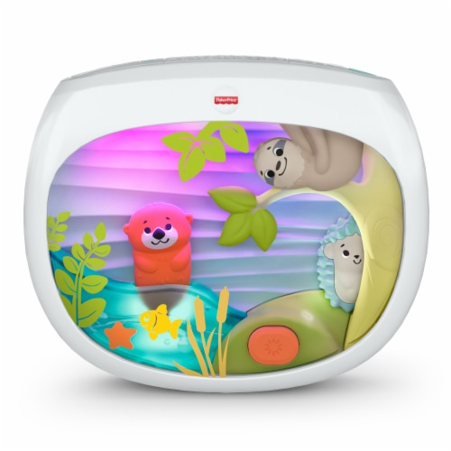 Fisher-Price® Settle & Sleep Projection Soother Perspective: left