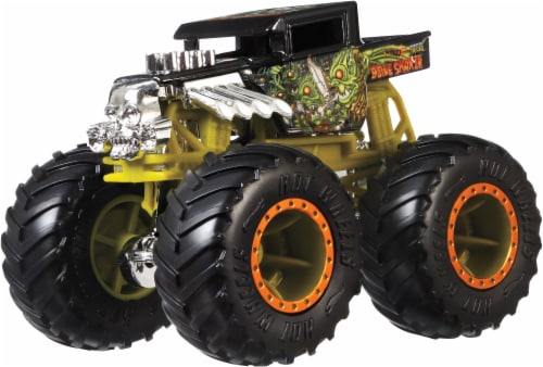 Mattel Hot Wheels® Monster Trucks - Assorted Perspective: left