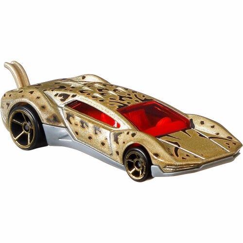 Mattel Hot Wheels® DC Universe Character Cars Perspective: left