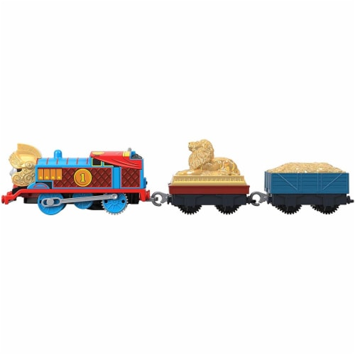 Fisher-Price® Thomas & Friends  TrackMaster Armored Thomas Perspective: left