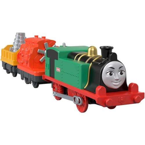 Fisher-Price® Thomas & Friends Gina TrackMaster Perspective: left