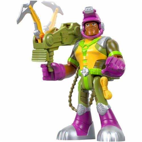 Fisher-Price® Rescue Heroes Rocky Canyon Perspective: left