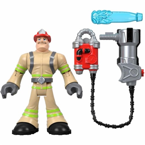Fisher-Price® Rescue Heroes Billy Blazes Perspective: left