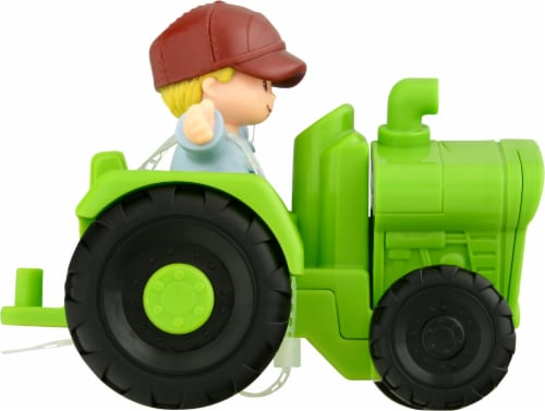Fisher-Price® Little People® Helpful Harvester Tractor Perspective: left