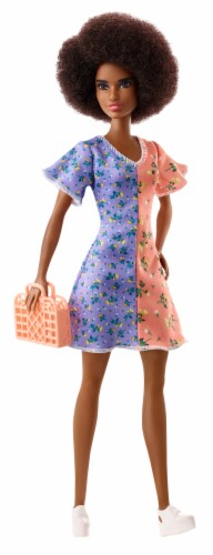 Mattel Barbie® Doll and Party Fashions Set Perspective: left