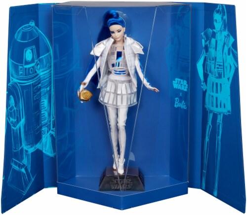 Mattel Barbie® R2D2 Collector Doll Perspective: left