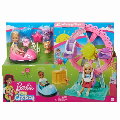 Mattel Barbie® Club Chelsea Carnival Playset Perspective: left