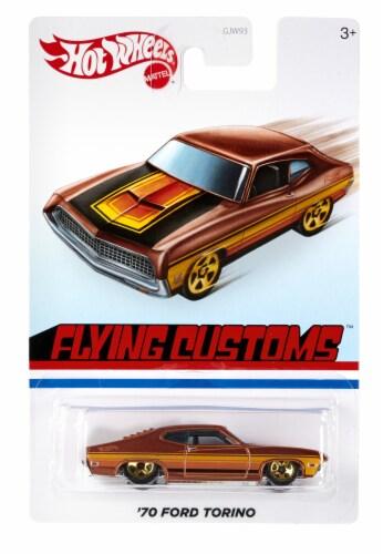 Mattel® Hot Wheels® Assorted Throwback Vehicles Perspective: left