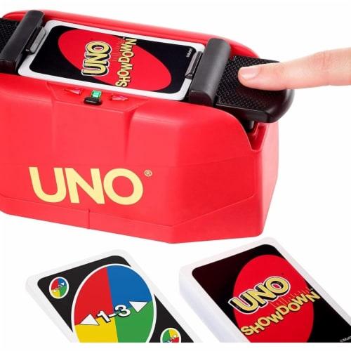 UNO Showdown Card Game Perspective: left