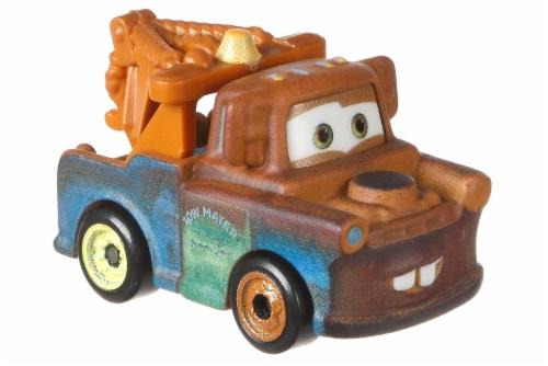 Mattel Disney Pixar Cars Mini Racers Blind Bag Perspective: left