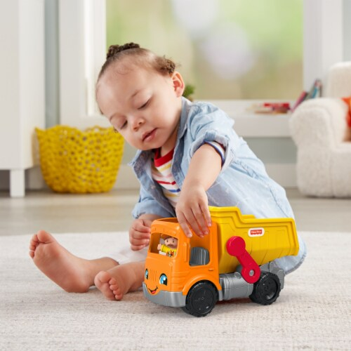 Fisher-Price® Little People Work Together Dump Truck Perspective: left