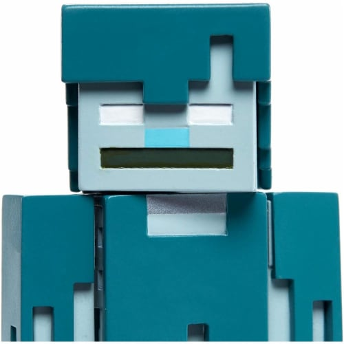 Minecraft Comic Maker Earth Stray Figure Perspective: left