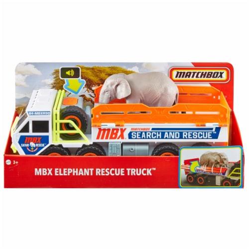 Mattel Matchbox® Rhino Emergency Vehicle - Assorted Perspective: left