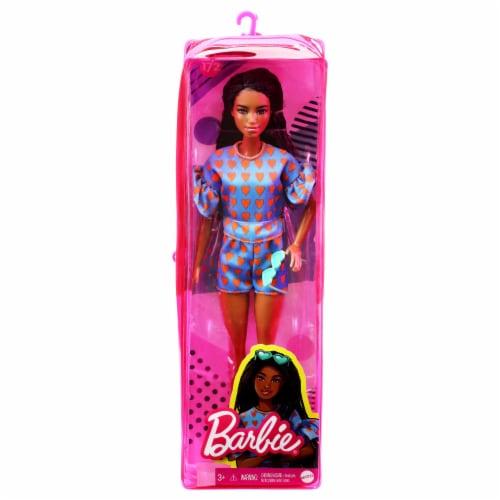 Mattel Barbie® Fashionista Doll Diversity Pack Perspective: left