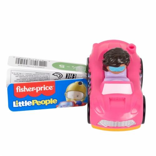Fisher-Price® Little People Wheelies Roadster Vehicle Perspective: left