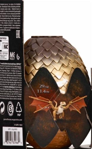 Mattel Mega Construx Game of Thrones Viserion Set Perspective: left