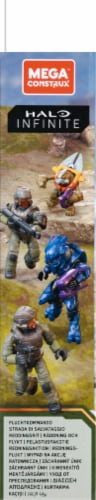 Mega Construx™ Halo Infinite Recon Getaway Action Figure Set Perspective: left