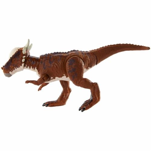 Jurassic World Attack Pack Stygimoloch Figure Perspective: left