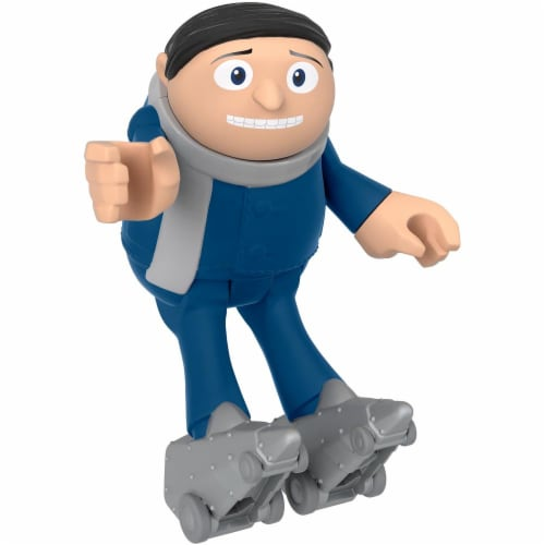 Fisher Price Despicable Me Minions: Rise of Gru Imaginext Gru Mini Figure Perspective: left