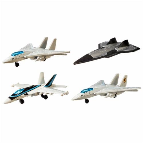 Mattel Matchbox® Top Gun Maverick Aircraft Set Perspective: left
