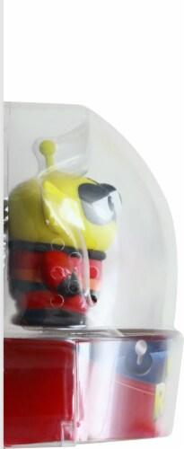 Mattel Disney Pixar Alien Remix Mr. Incredible Figure Perspective: left