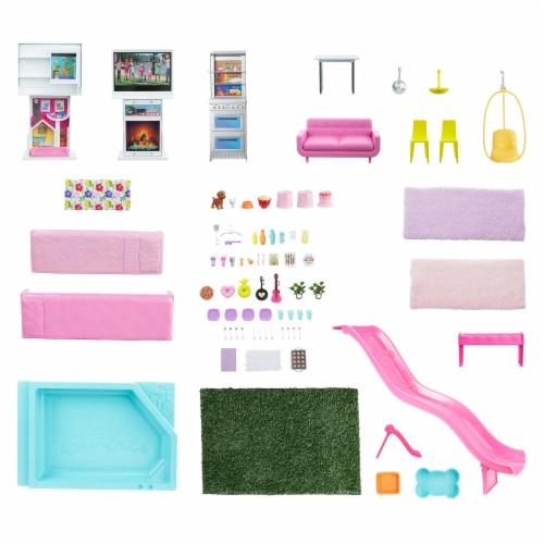 Mattel Barbie® Dreamhouse Playset Perspective: left