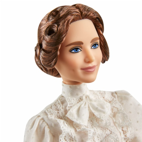 Mattel Barbie® Inspiring Women Helen Keller Doll Perspective: left