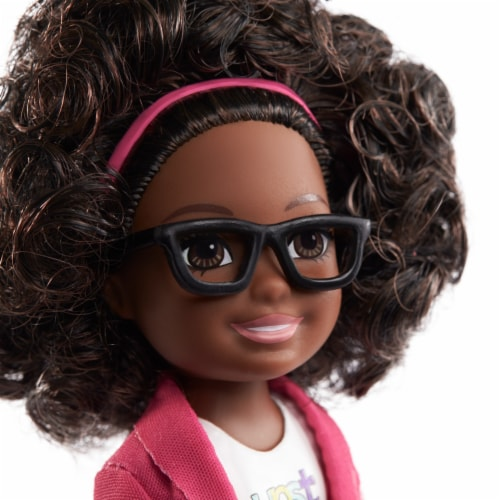 Barbie® Chelsea™ Career Boss Doll Perspective: left