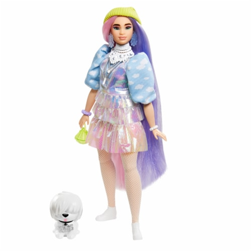 Mattel Barbie® Fashionista Extra Doll - Assorted Perspective: left