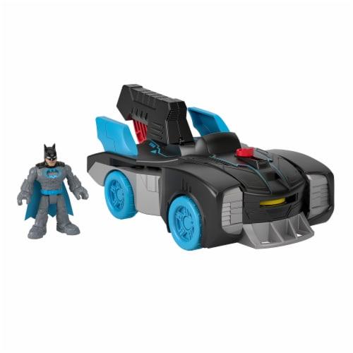 Fisher-Price® Imaginext DC Super Friends Bat-Tech Batmobile™ Perspective: left