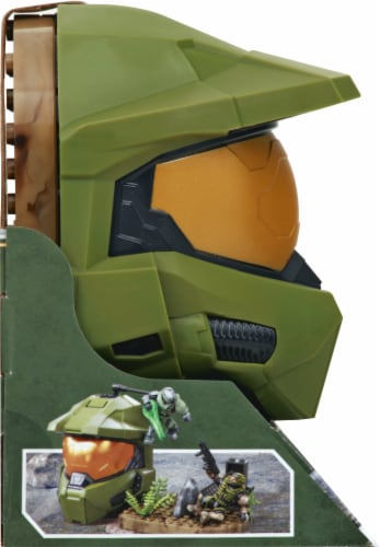 Mega Construx™ Halo Master Chief Action Figure Perspective: left