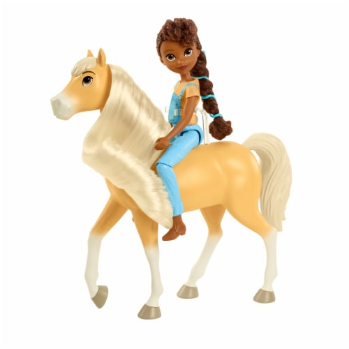Mattel Spirit Untamed Pru Chica Linda Perspective: left