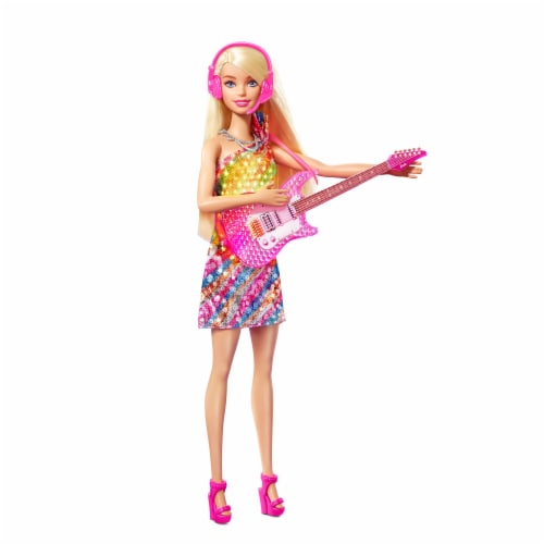 Mattel Barbie® Big City Big Dreams Doll Perspective: left