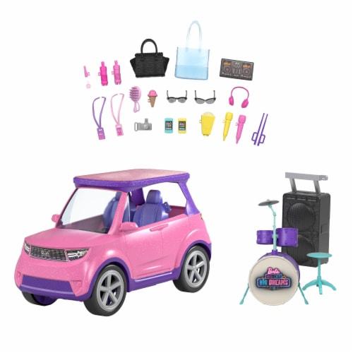 Mattel Barbie® Big City Big Dream Vehicle Perspective: left