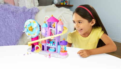 Mattel Polly Pocket Fantasy Fairy Doll Perspective: left