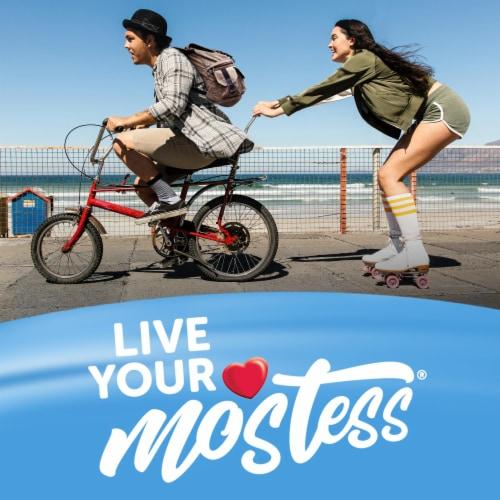 Hostess Twinkies Golden Sponge Cakes Perspective: left