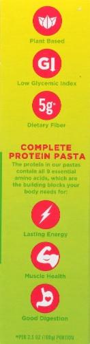 Modern Table Meals Lentil Penne Pasta Perspective: left