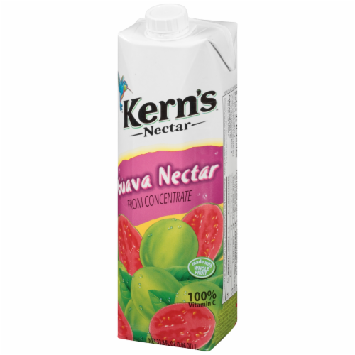 Kern's Guava Nectar Perspective: left