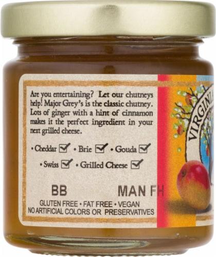 Virgnia Chutney Company Mango Chutney Perspective: left