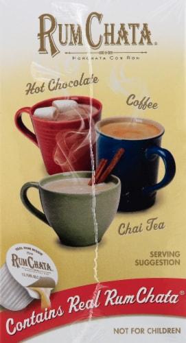 Rum Chata Mini-Chatas Single-Serve Creamer Cups Perspective: left