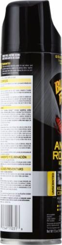 Black Flag® Unscented Aerosol Ant & Roach Killer Perspective: left