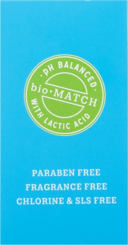 Good Clean Love Rebalance Personal Moisturizing & Cleansing Wipes Perspective: left
