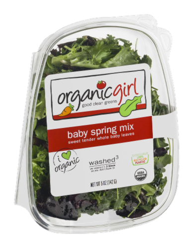 organicgirl Baby Spring Mix Perspective: left