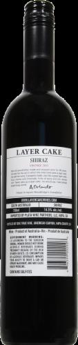 Layer Cake Shiraz Perspective: left